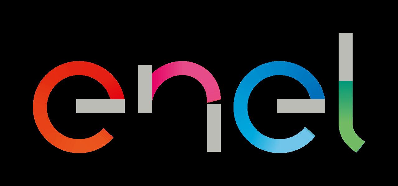 enel logo - Sección logos